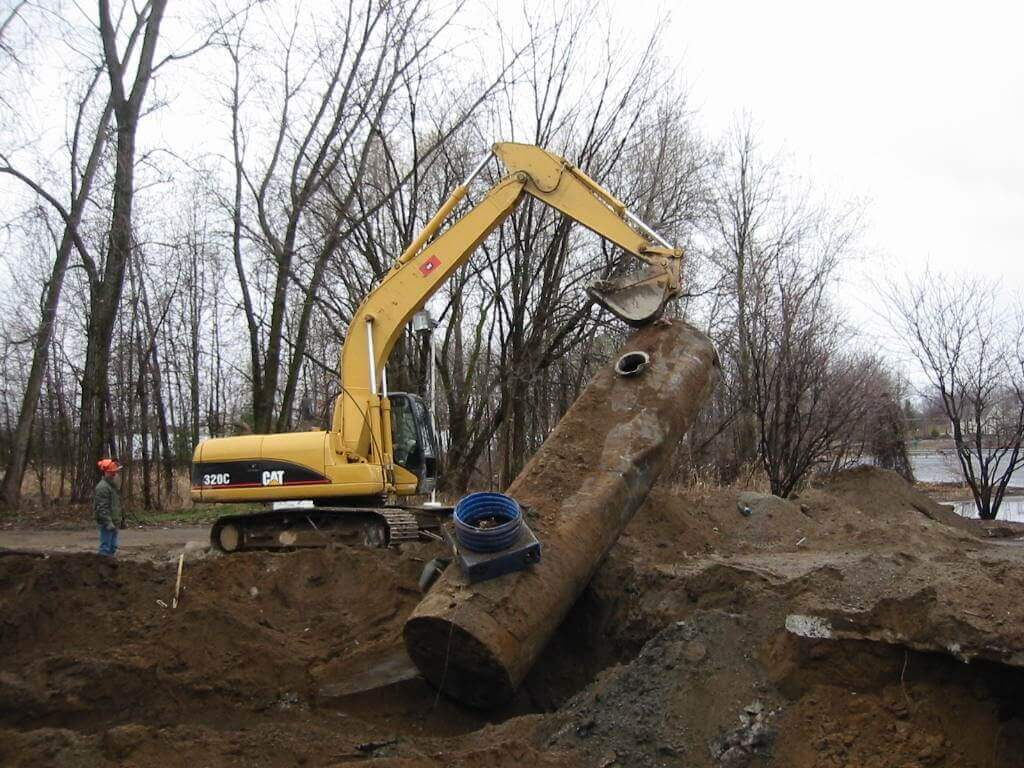 bulk at and ust removal contracting services new york