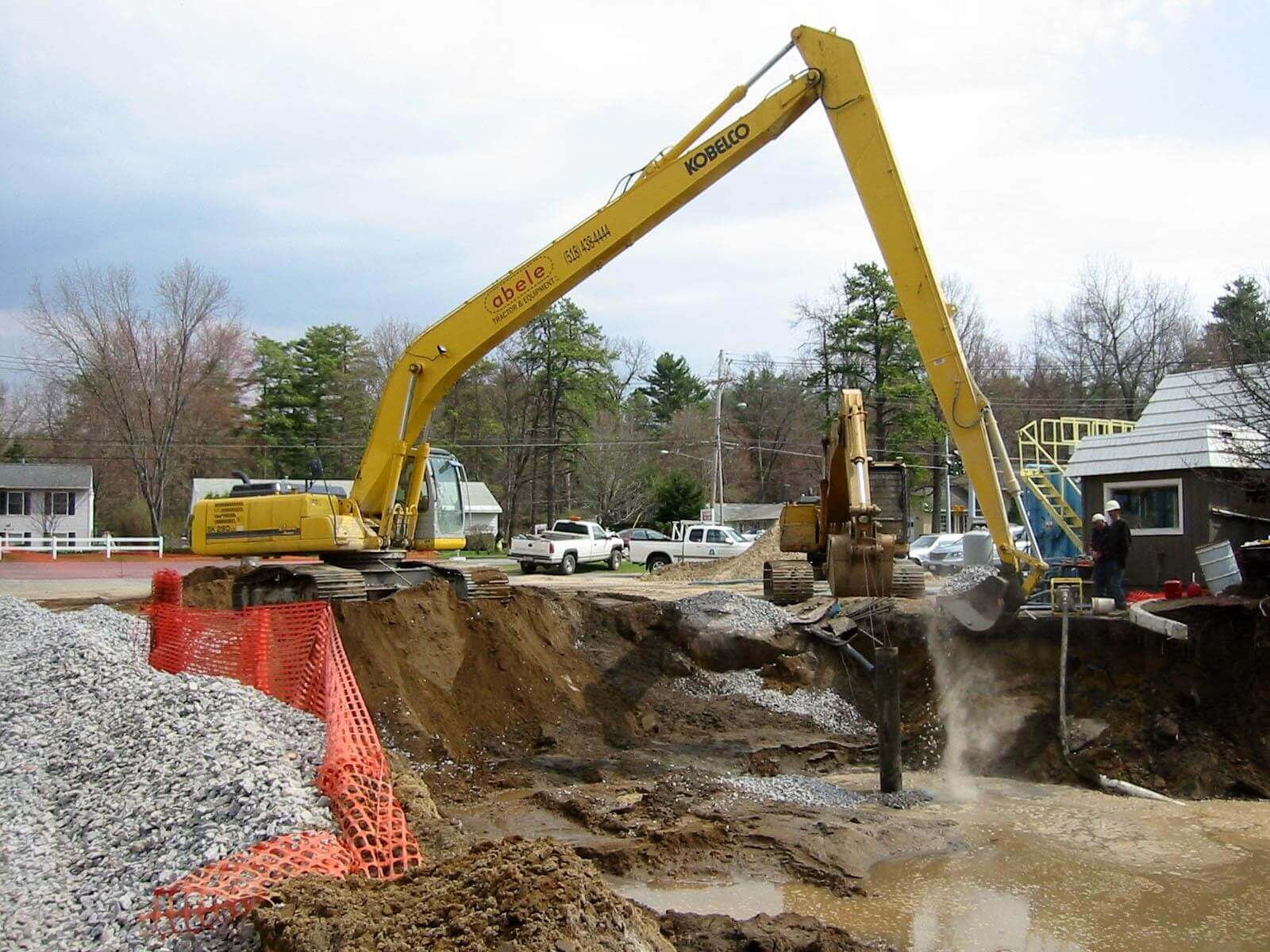 environmental site remediation contracting services new york