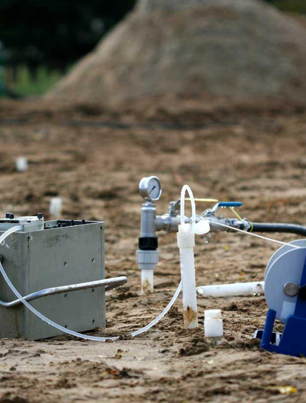 ground vapor mitigation contracting services new york