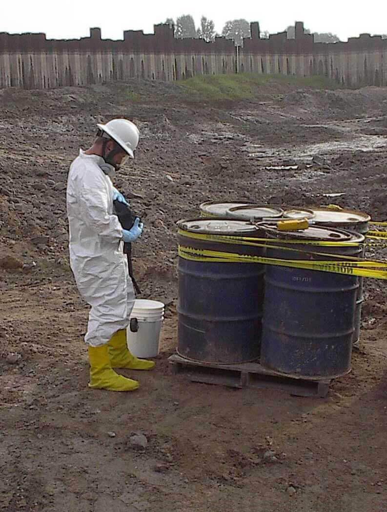 hazardous waste site consulting services new york